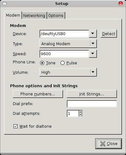 Screenshot-Setup